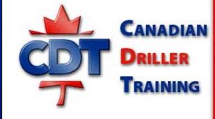 canadian driller training