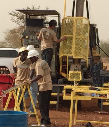 Geotech Burkina 1