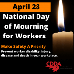 National Day of Mourning For Workers
