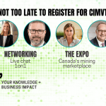 Visit Our Booth at the CIM Virtual Convention + EXPO May 3rd- May 6th