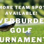 CDDA Golf Tournament Fast Approaching!